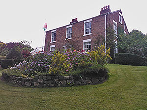 firgrove country house bed and breakfast near ruthin north wales